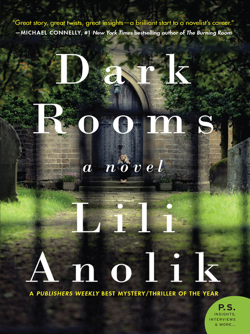 Cover image for Dark Rooms