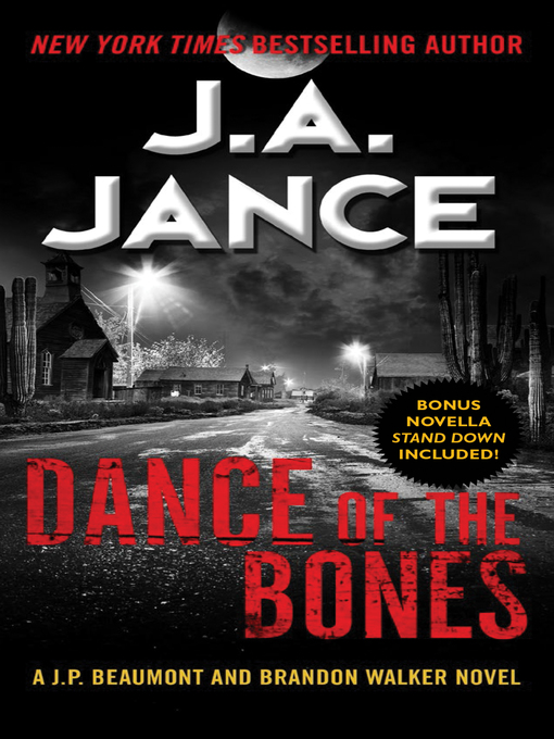 Title details for Dance of the Bones by J. A. Jance - Available