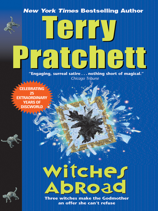 Title details for Witches Abroad by Terry Pratchett - Available