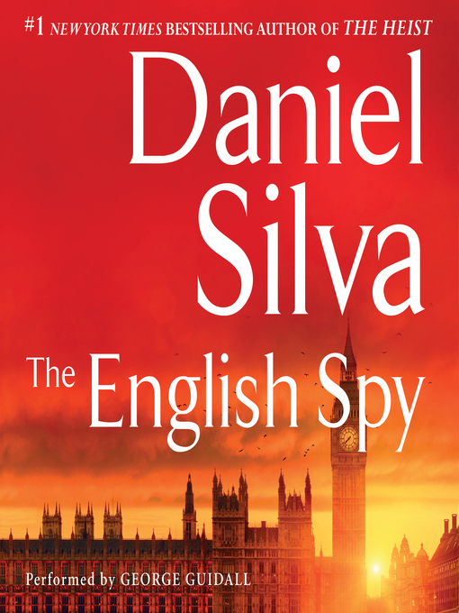 Title details for The English Spy by Daniel Silva - Wait list