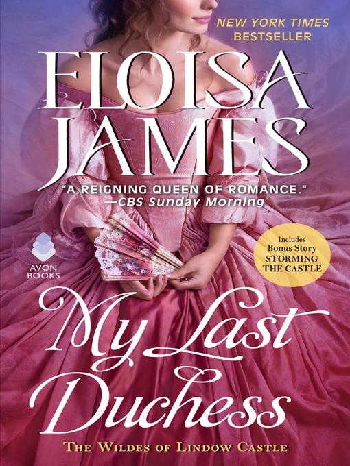 Title details for My Last Duchess by Eloisa James - Wait list