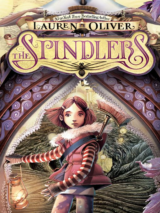 Cover of The Spindlers