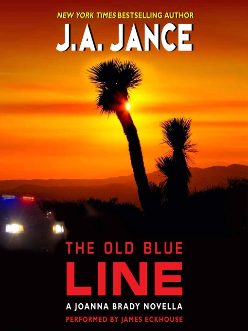 Cover of The Old Blue Line