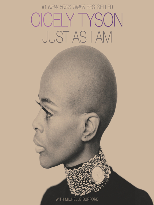 Cover image for Just as I Am
