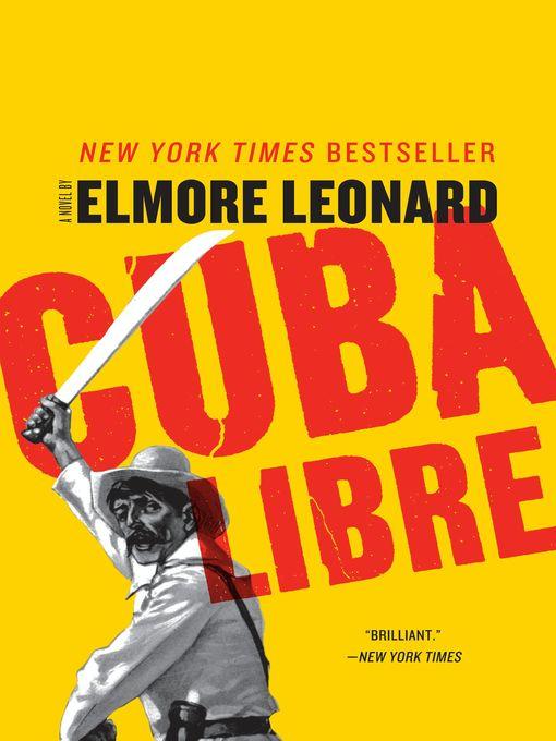 Cover image for Cuba Libre