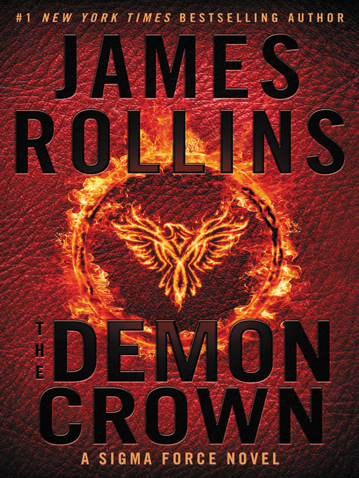 Title details for The Demon Crown by James Rollins - Available