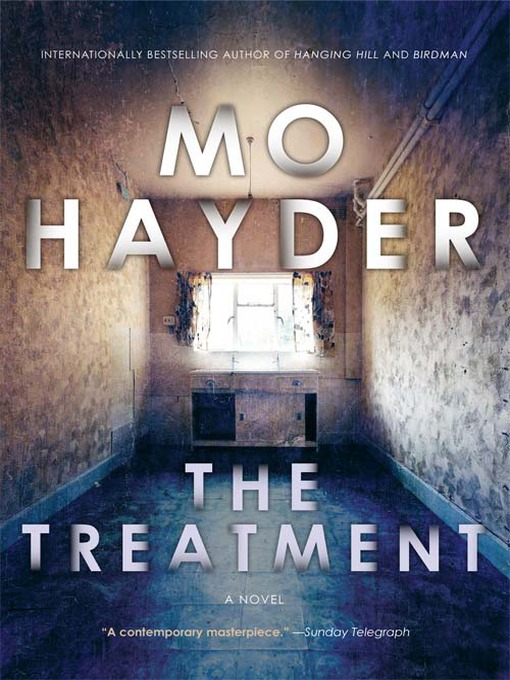 Title details for The Treatment by Mo Hayder - Wait list