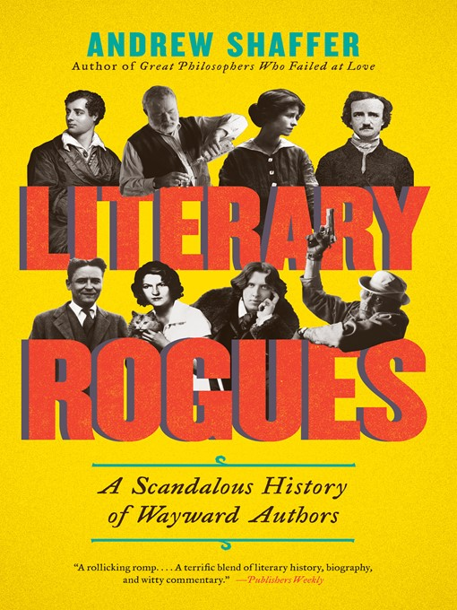 Cover of Literary Rogues