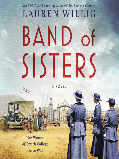 Title details for Band of Sisters by Lauren Willig - Wait list