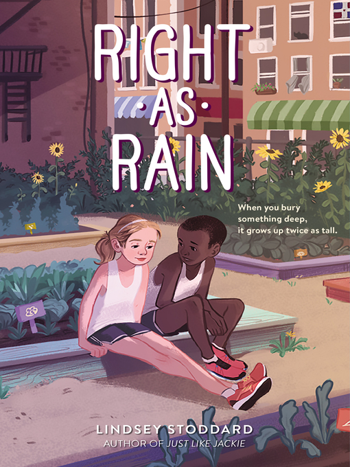 Title details for Right as Rain by Lindsey Stoddard - Wait list
