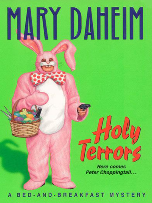 Title details for Holy Terrors by Mary Daheim - Wait list