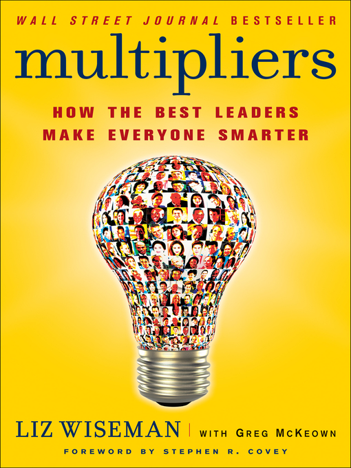 Title details for Multipliers by Liz Wiseman - Wait list