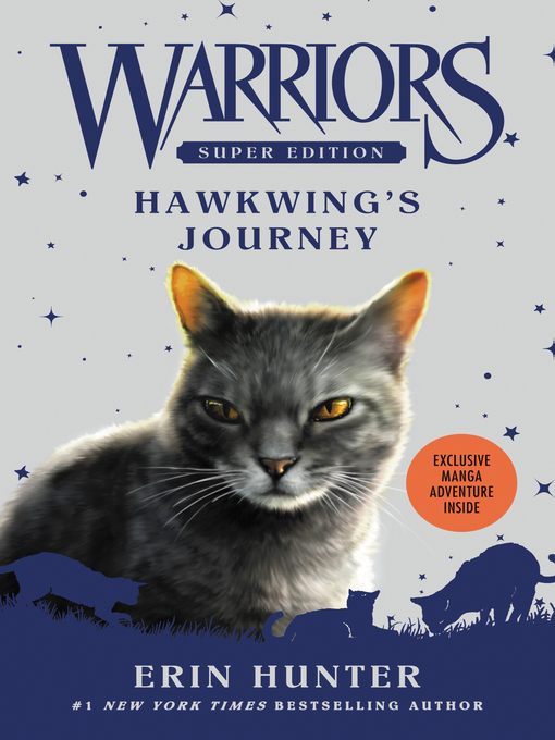 Title details for Hawkwing's Journey by Erin Hunter - Wait list