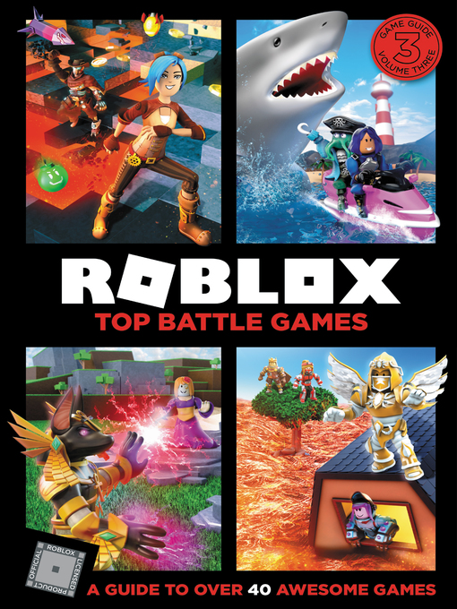 Title details for Roblox Top Battle Games by Official Roblox Books (HarperCollins) - Wait list
