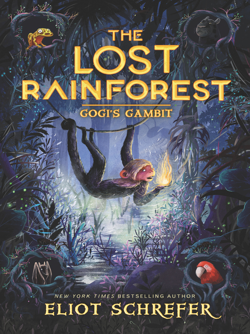 Cover of The Lost Rainforest #2