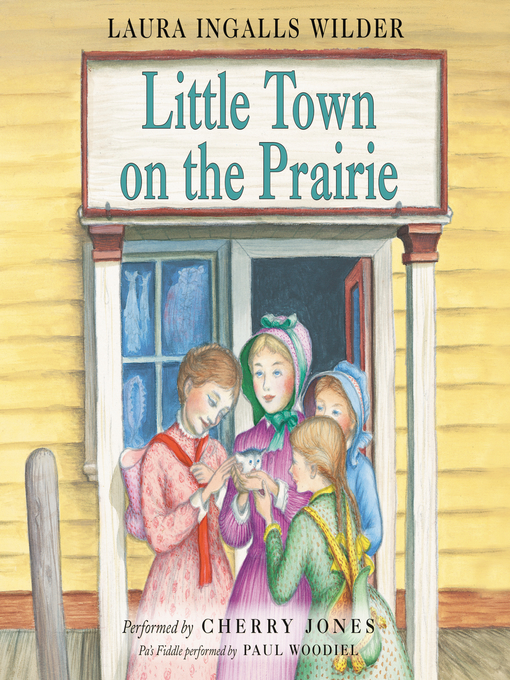 Title details for Little Town on the Prairie by Laura Ingalls Wilder - Wait list