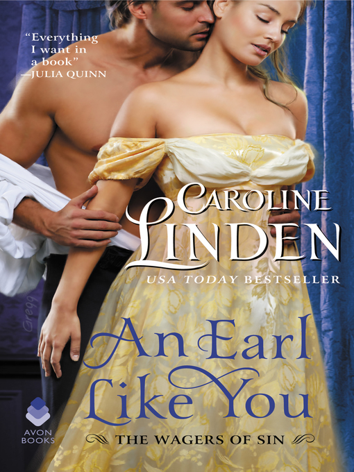 Title details for An Earl Like You by Caroline Linden - Wait list