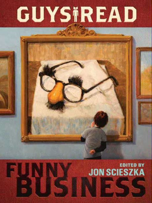 Title details for Funny Business by Jon Scieszka - Wait list