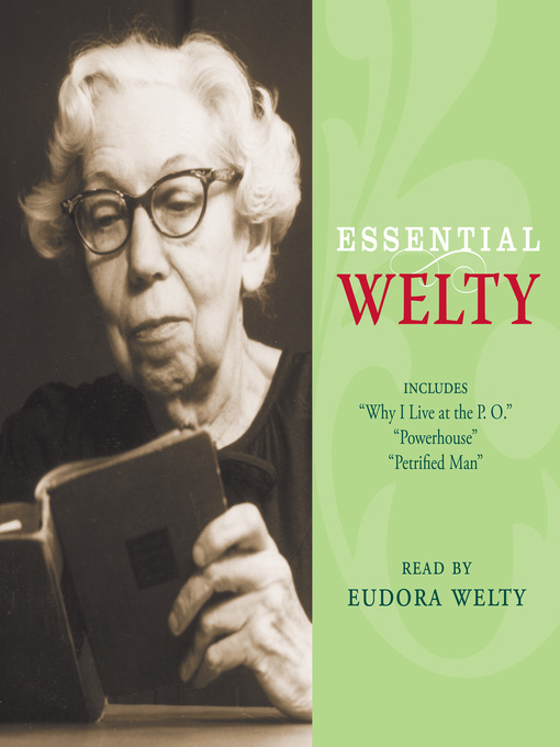 eudora welty essays