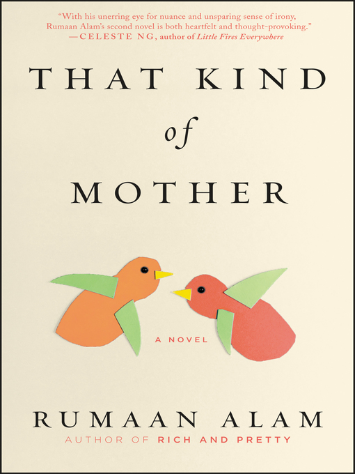 Title details for That Kind of Mother by Rumaan Alam - Wait list