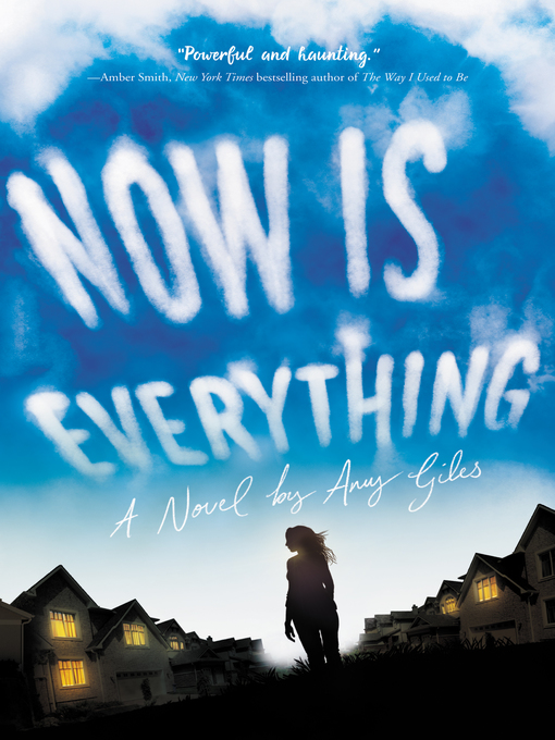 Title details for Now Is Everything by Amy Giles - Wait list