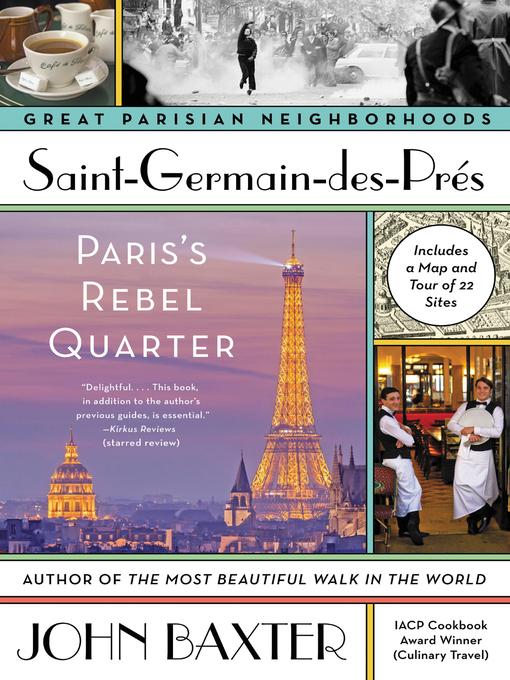 Title details for Saint-Germain-des-Pres by John Baxter - Available