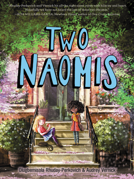 Title details for Two Naomis by Olugbemisola Rhuday-Perkovich - Wait list