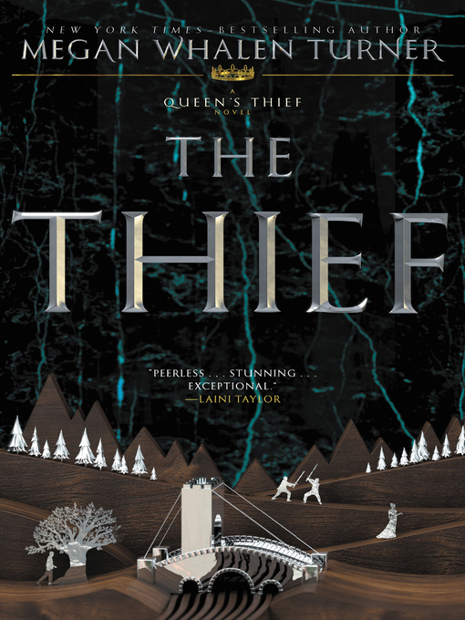 Title details for The Thief by Megan Whalen Turner - Available