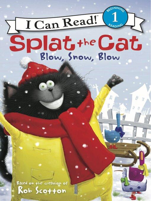 Title details for Blow, Snow, Blow by Rob Scotton - Wait list