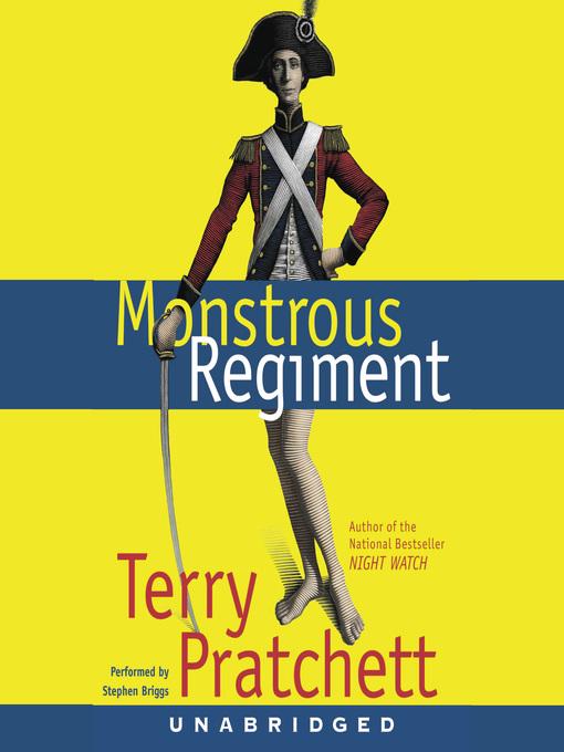 Title details for Monstrous Regiment by Terry Pratchett - Wait list