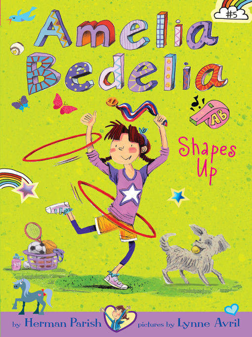 Title details for Amelia Bedelia Shapes Up by Herman Parish - Available