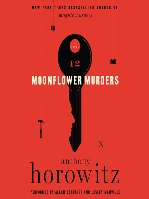 Title details for Moonflower Murders by Anthony Horowitz - Wait list