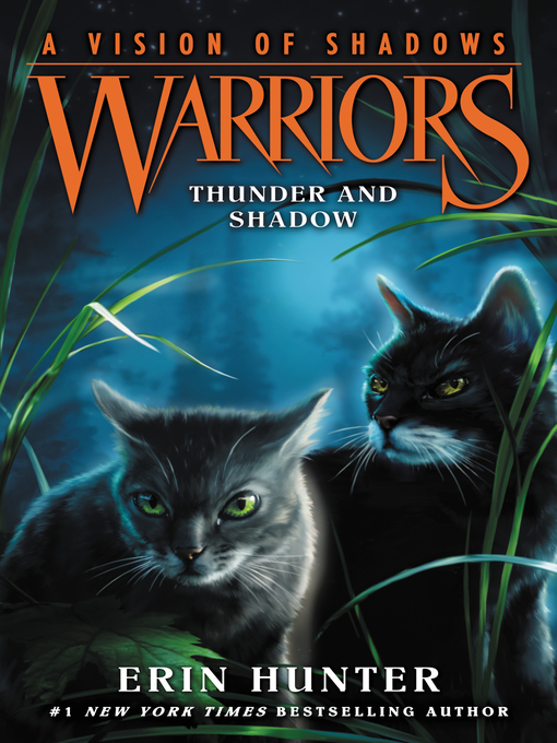 Cover of Thunder and Shadow