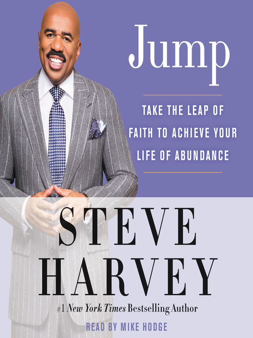 Title details for Jump by Steve Harvey - Wait list