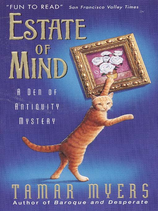 Title details for Estate of Mind by Tamar Myers - Available