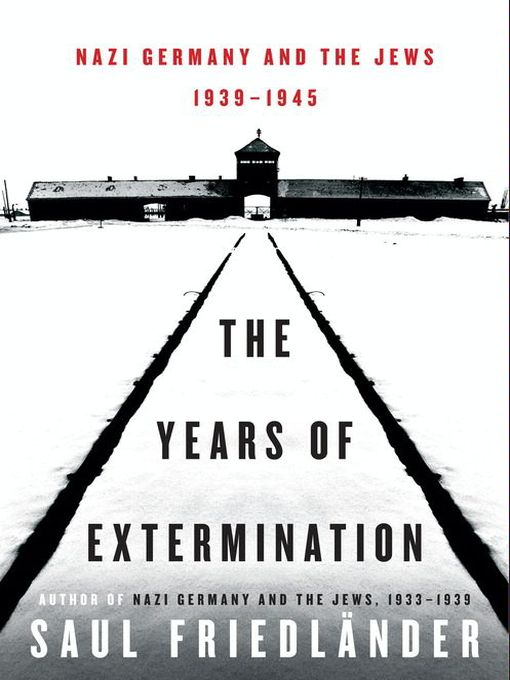 Cover image for The Years of Extermination