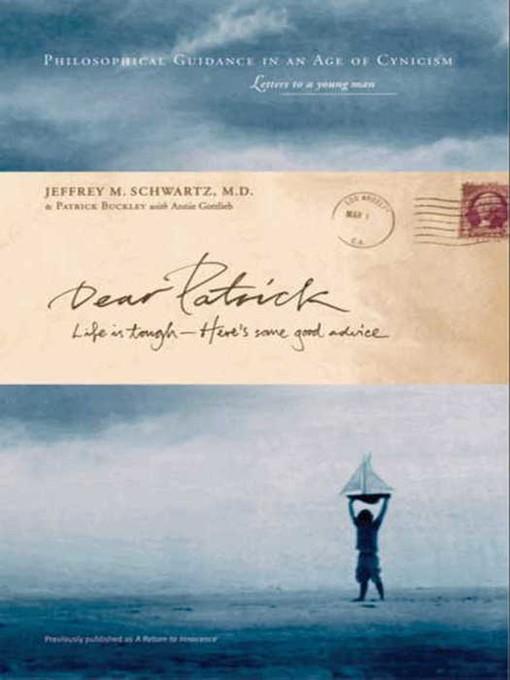 Title details for Dear Patrick by Jeffrey M. Schwartz - Available