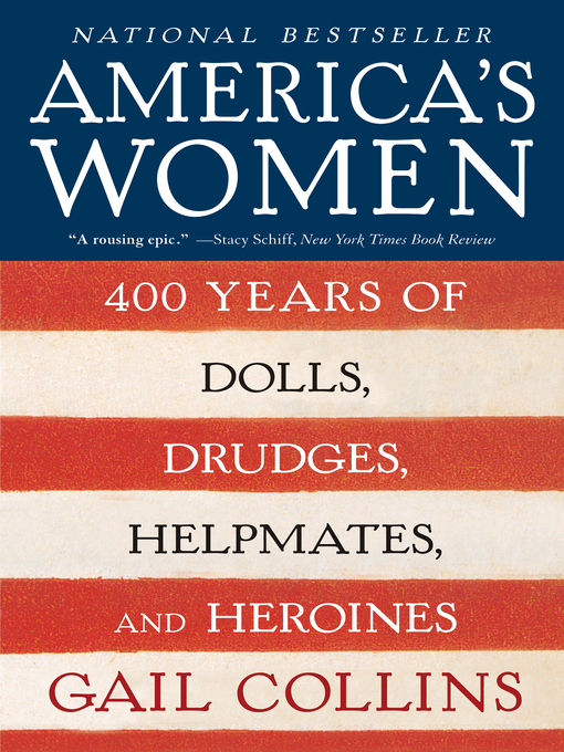 Title details for America's Women by Gail Collins - Wait list