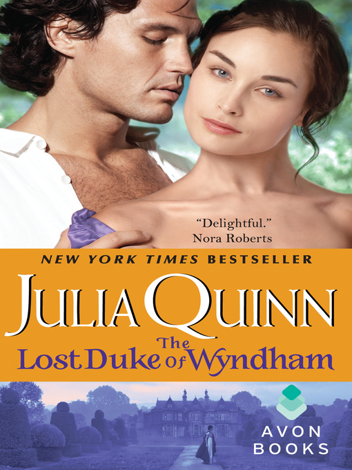 Title details for The Lost Duke of Wyndham by Julia Quinn - Available