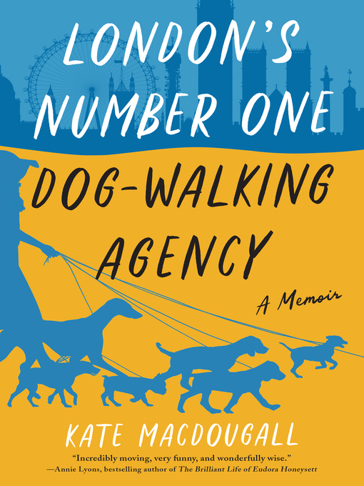 Title details for London's Number One Dog-Walking Agency by Kate MacDougall - Wait list