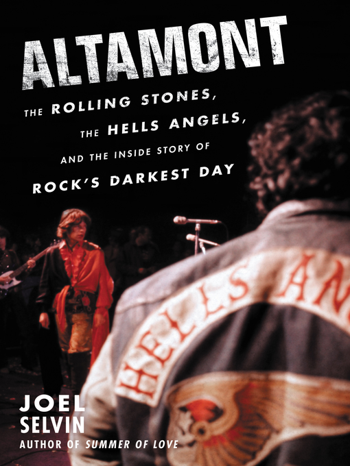 Title details for Altamont by Joel Selvin - Available