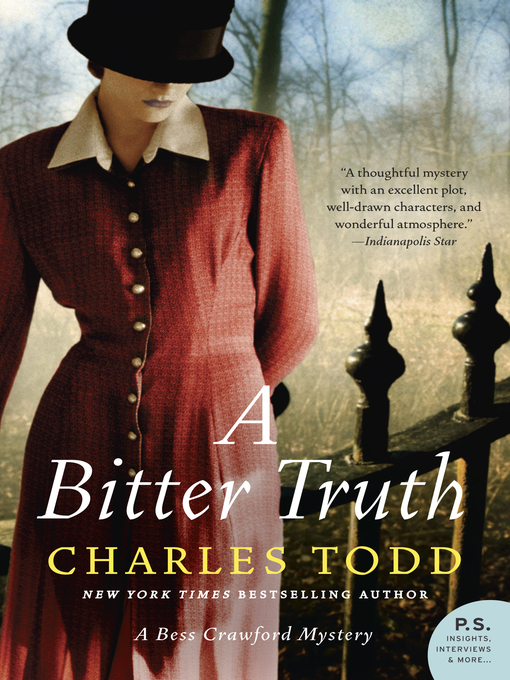 Cover of A Bitter Truth