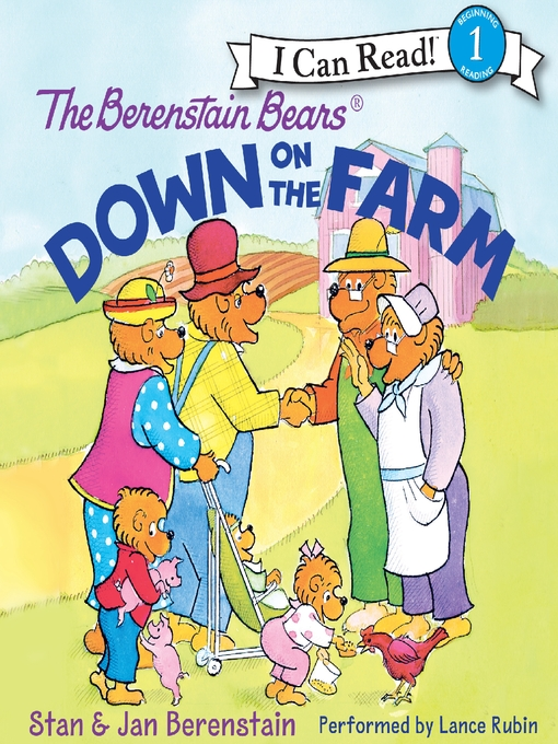 Title details for The Berenstain Bears Down on the Farm by Jan Berenstain - Wait list