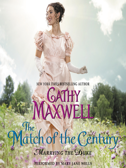 Title details for The Match of the Century by Cathy Maxwell - Wait list