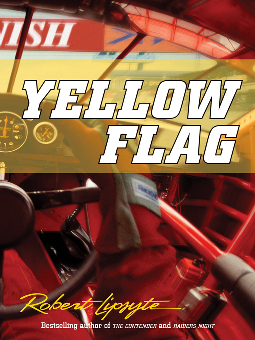 Cover of Yellow Flag