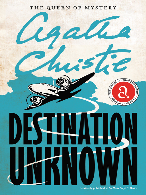 Title details for Destination Unknown by Agatha Christie - Wait list
