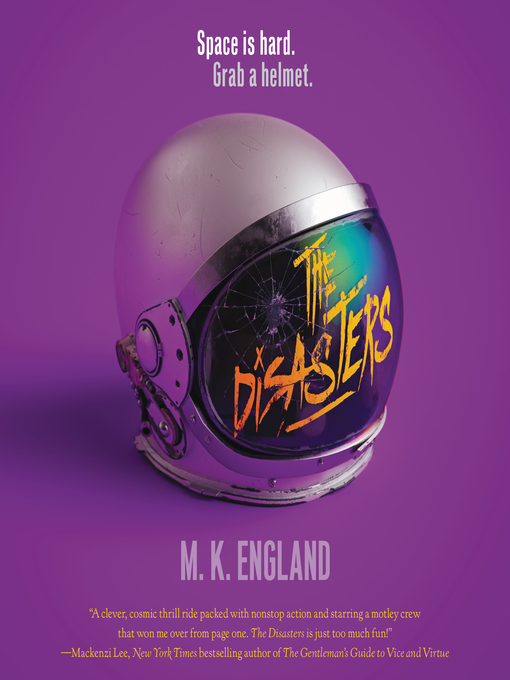 Title details for The Disasters by M. K. England - Wait list