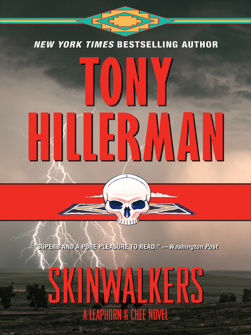 Title details for Skinwalkers by Tony Hillerman - Wait list