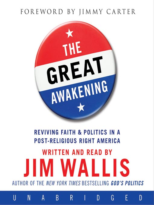 Title details for The Great Awakening by Jim Wallis - Available