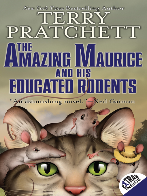 Title details for The Amazing Maurice and His Educated Rodents by Terry Pratchett - Wait list